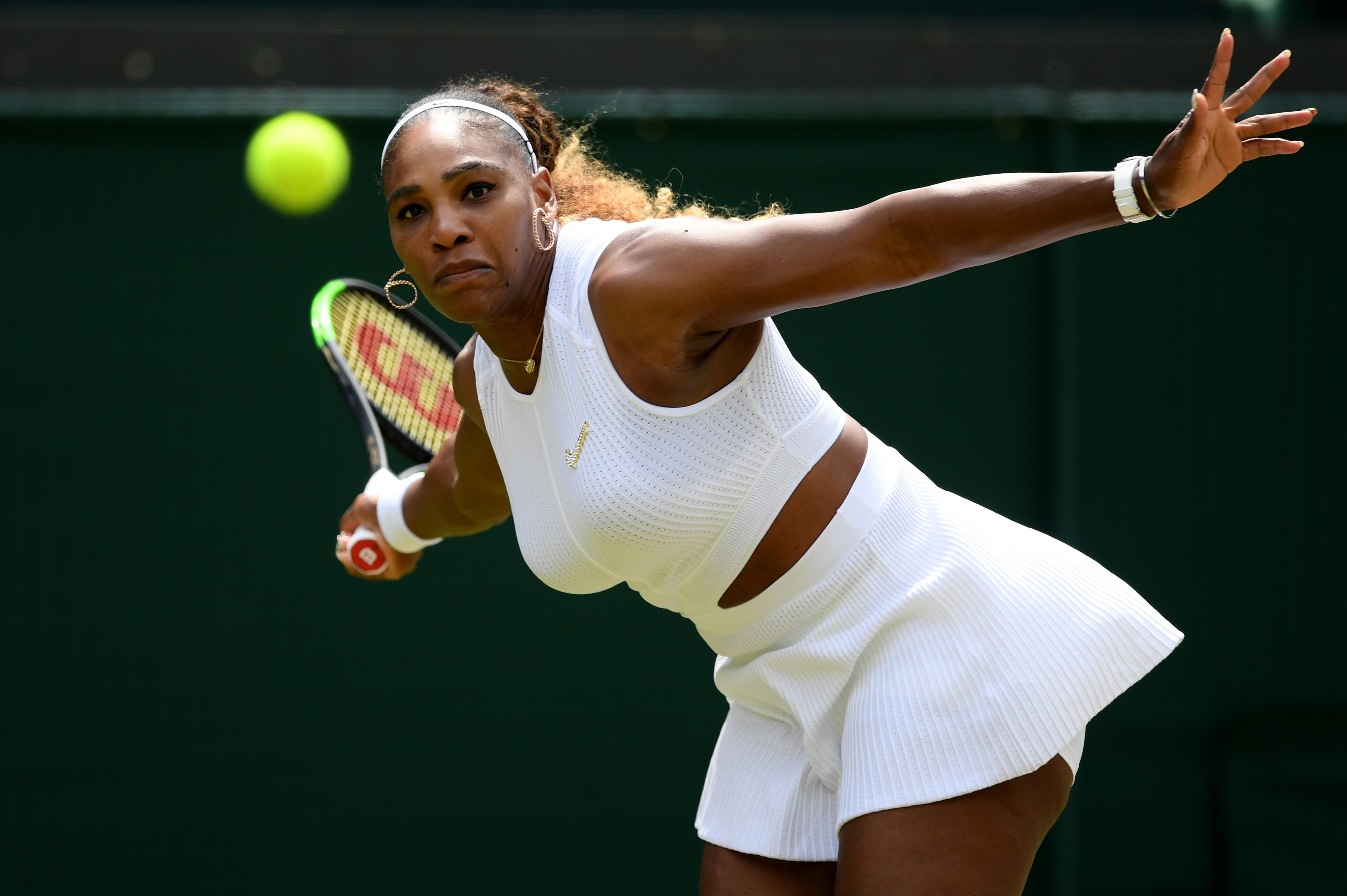 Serena Williams (2019 Wimbledon)