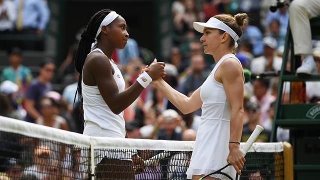 Wimbledon: Halep o învinge pe Gauff – știm sferturile de finală