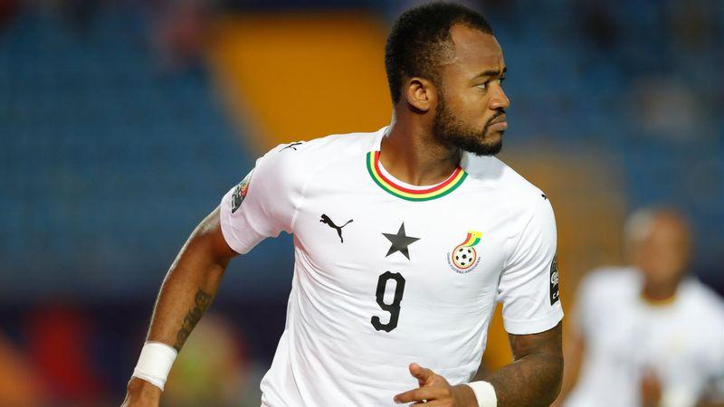 Jordan Ayew (Ghana) - CAN 2019