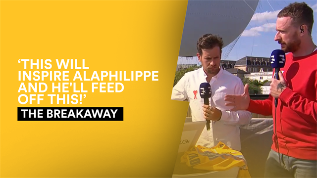 The Breakaway - Brad, Blythe and Orla on Alaphilippe's red-hot form and Cav's punditry credentials