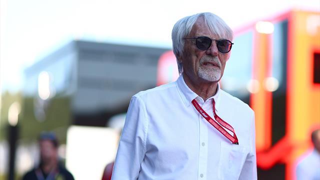 """Ecclestone difende la Ferrari: """"Accusata di aver barato solo perché ha lavorato meglio sul motore"""""""