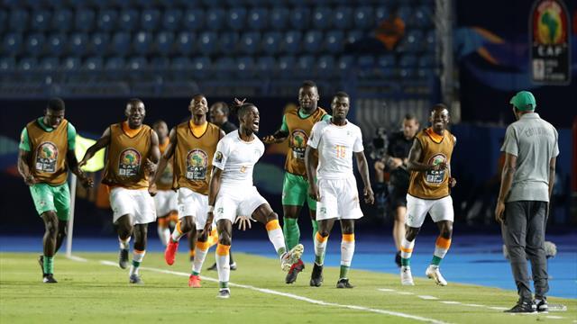 Un gol de Zaha da una victoria inesperada a Costa de Marfil ante la dominante Mali