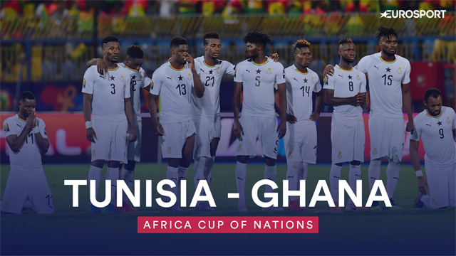 Watch the shootout drama as Tunisia vs Ghana goes to penalties in AFCON