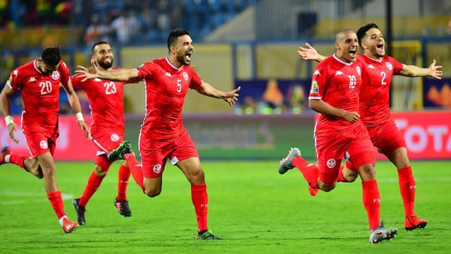 La Tunisie a fini par trouver le chemin des quarts