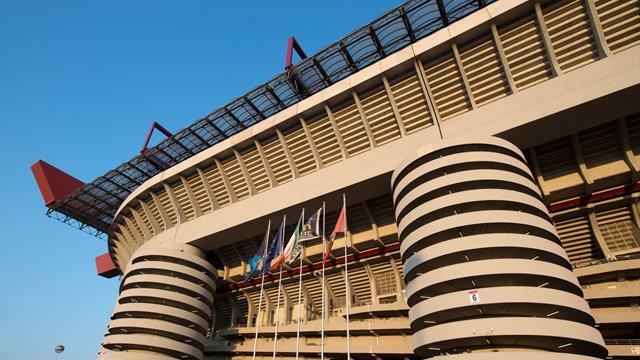 San Siro, le début de fin ? L'AC Milan et l'Inter proposent la construction d'un nouveau stade