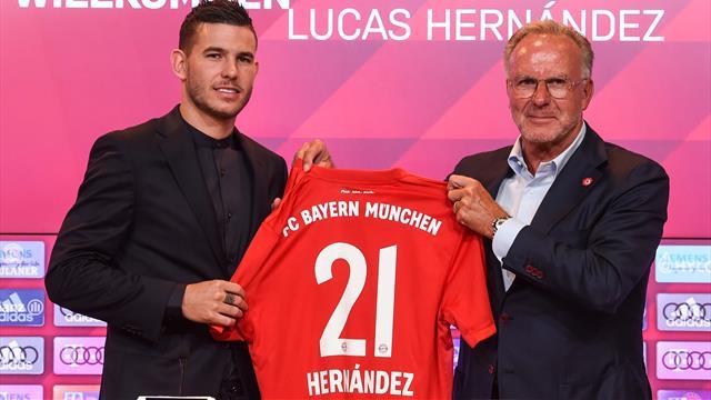 """Rummenigge sieht Bayern bei Transfers """"absolut"""" wettbewerbsfähig"""