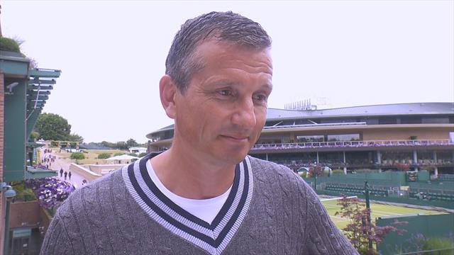 """""""Ik denk dat we de piek hebben bereikt in het tennis"""" Richard Krajicek"""