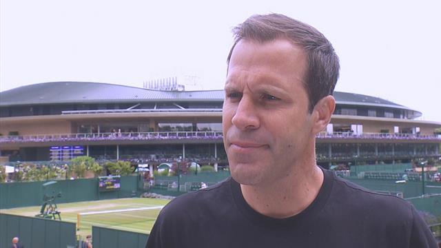 Greg Rusedski ziet Murray en Williams als favoriet in de mixed-dubbel op Wimbledon