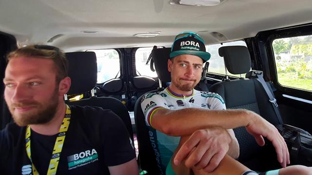 På innsiden av Bora: Sagan med spesiell metode for å få tisse under dopingkontroll
