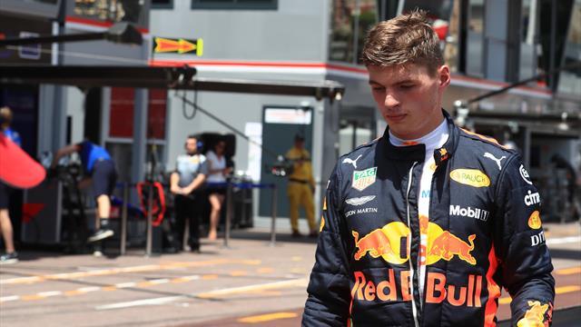 """Verstappen: """"Leclerc non aveva bisogno di prendersi tutti quei rischi in curva 2..."""""""