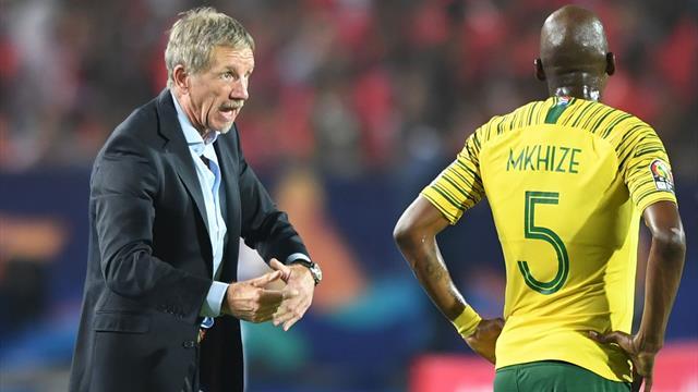 South Africa coach Stuart Baxter hints at tactical tweaks against Nigeria