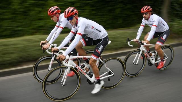 Contador en Eurosport: Los entresijos para que un ciclista encuentre los patrocinadores más jugosos