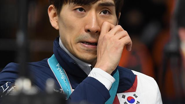 Südkorea sperrt Eisschnelllauf-Olympiasieger Lee wegen Misshandlungen