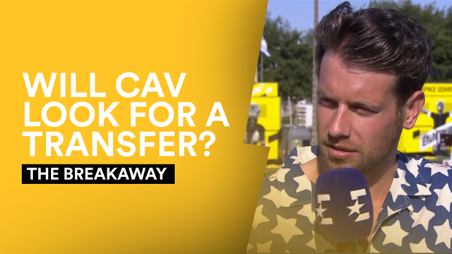 The Breakaway: 'Cav needs to be at a team that believes in him'