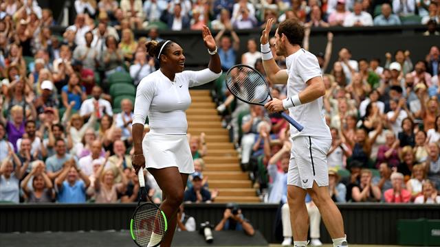 Wimbledon : Suivez les demi-finales dames en DIRECT