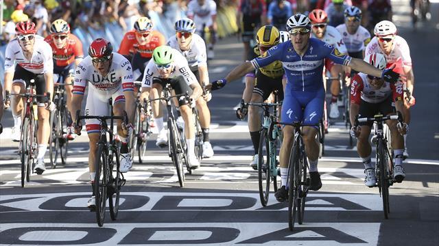 Tour de France ZE Raporu: 4. Gün
