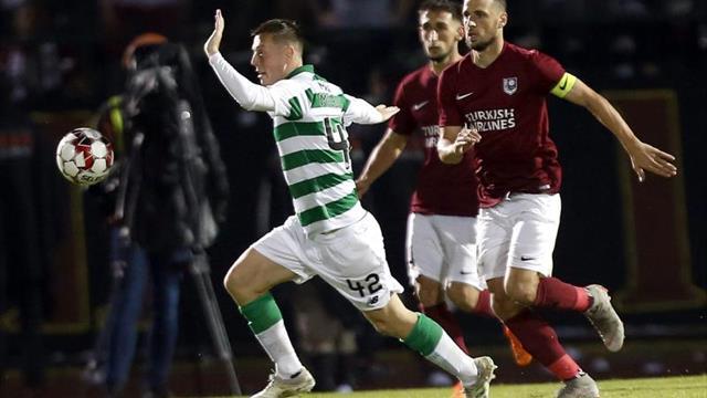 Celtic y Helsinki rozan la próxima ronda