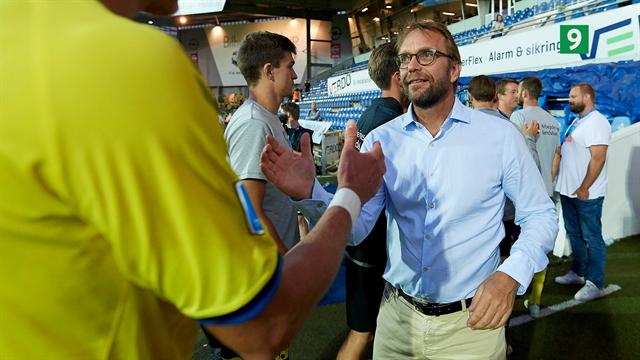 Ole Palmå indtræder i stillingen som administrerende direktør i Brøndby IF