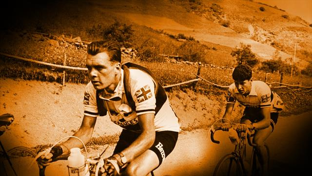Re-Cycle: When Britain's first Tour stage winner blew the field away in 1959