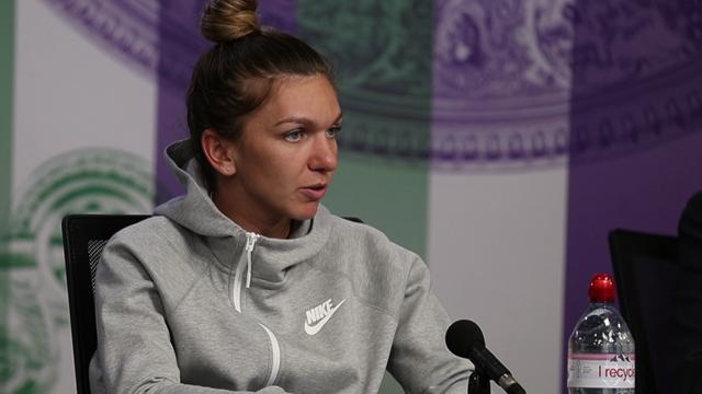 """Simona Halep: """"Obiectivul este să câștig toate cele patru turnee de Grand Slam"""""""