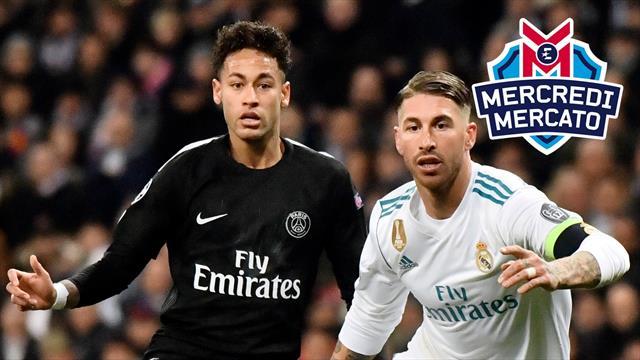 Mbappé, Hazard, Zidane : Pourquoi il ne faut pas prendre la rumeur Neymar-Real au sérieux