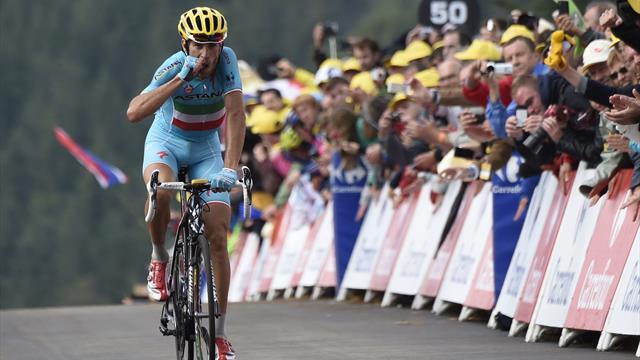 Quando Nibali conquistò la maglia gialla al Tour 2014: la vittoria a La Planche des Belles Filles