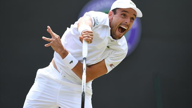 La strana traiettoria di Bautista Agut: da promessa del Villarreal a semifinalista di Wimbledon