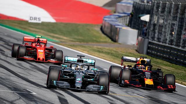 Ferrari und Red Bull blasen zur Attacke auf Mercedes