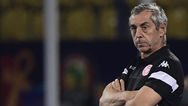 Alain Giresse quitte son poste de sélectionneur — Tunisie