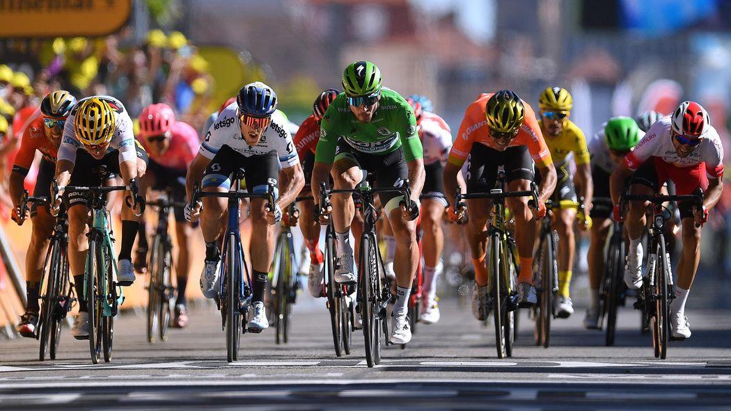 Tour de France 2019 news - Peter Sagan sprints to Stage 5