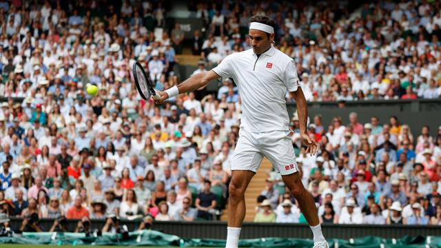 Débordé Federer ? Son sublime passing de revers en bout de course a dépité Nishikori