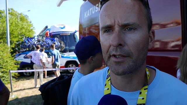 """Katusha-Pressesprecher Nier exklusiv: """"Die Situation ist sehr ernst"""""""