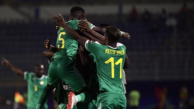 Gueye sei Dank! Senegal steht im Halbfinale