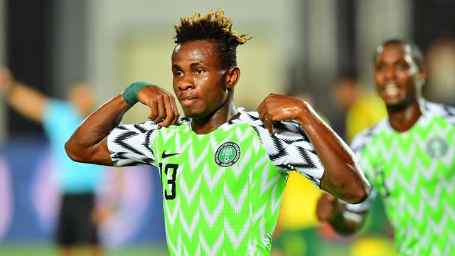Chukwueze, l'étoile montante des Super Eagles