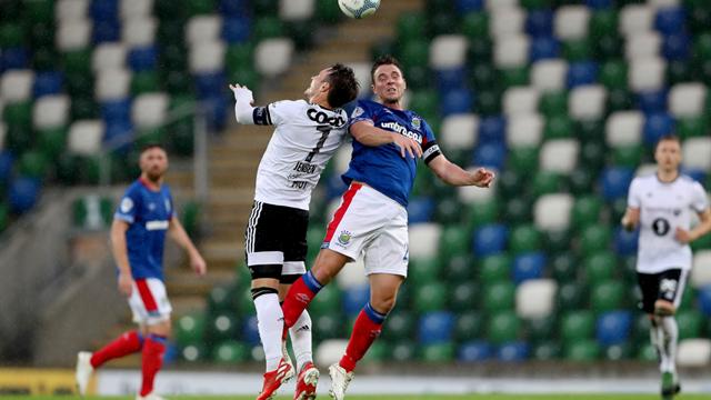 Oppskriftsmessig Rosenborg-seier i Belfast