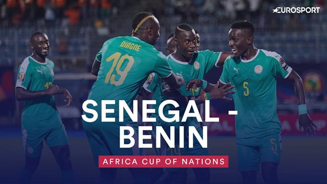 Senegal claim semi-final spot with Benin win