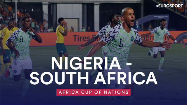 Nigeria hit late winner to reach semi-finals