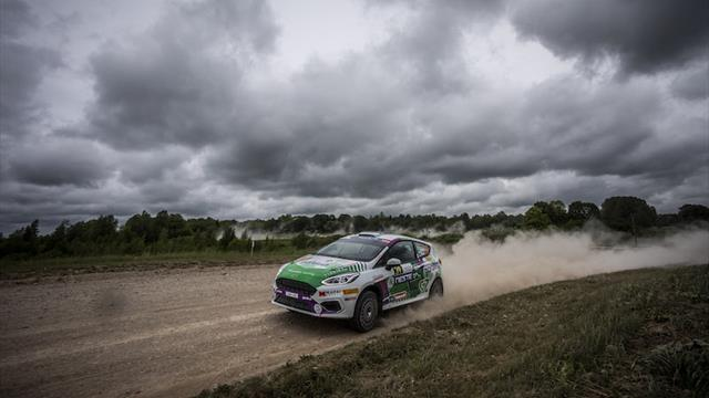 All roads lead to Rome (including from Estonia) for ERC Juniors Jeets and Torn