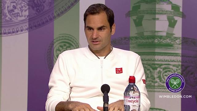 """Federer: """"Nadal è migliorato tanto sull'erba. E' bello sfidarsi ancora una volta"""""""