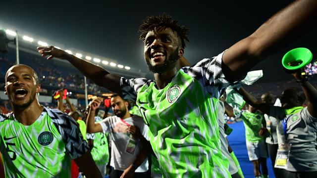 Nigeria coach criticises VAR delay