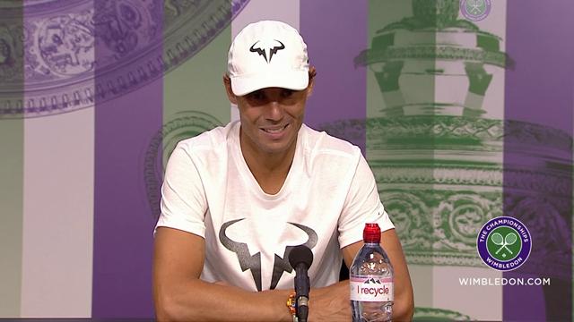 """Nadal: """"E' esaltante ritrovarmi qui con Federer 11 anni dopo. Significa tanto per me"""""""