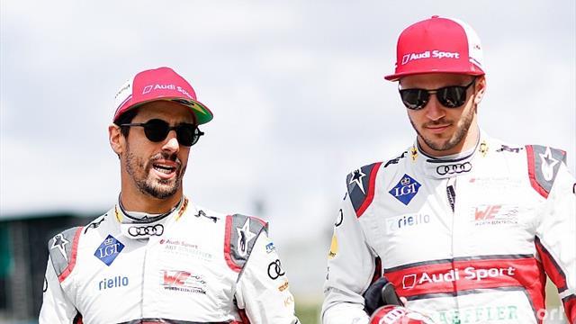 Audi conferma Daniel Abt per la Formula E 2019/2020