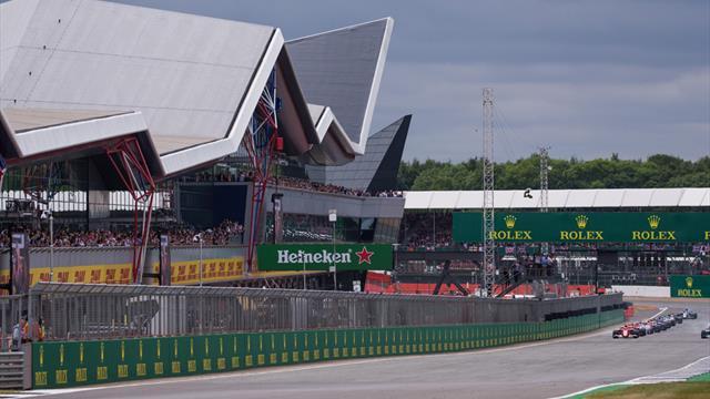 Milyon dolarlık araçların tarihi durağı: Silverstone