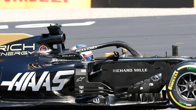 """Micmac commercial chez Haas : """"Rich Energy est actuellement notre sponsor-titre"""""""