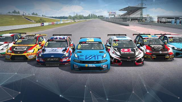 Pilotez en WTCR sur RaceRoom dès aujourd'hui