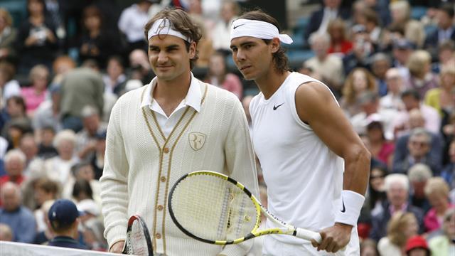 """""""Il mio Fedal del cuore"""": i nostri episodi preferiti della mitologica saga Federer-Nadal"""