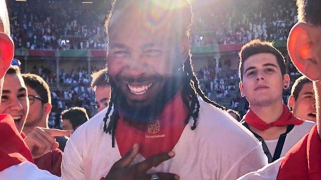 Una estrella NFL se atreve con los San Fermines: se juega un contratazo de 75 millones