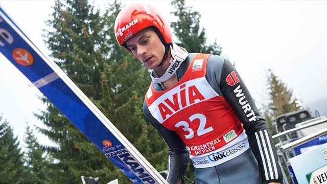 Statt Olympische Spiele: Andreas Wank beendet seine Karriere