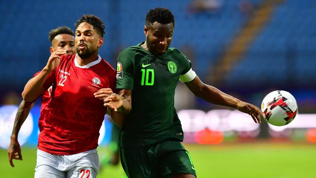 Mikel believes Nigeria can repeat 2013 success in AFCON
