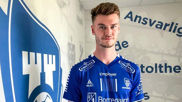 Signerte nederlandsk midtstopper: – Jeg er en spiller som går «all in»